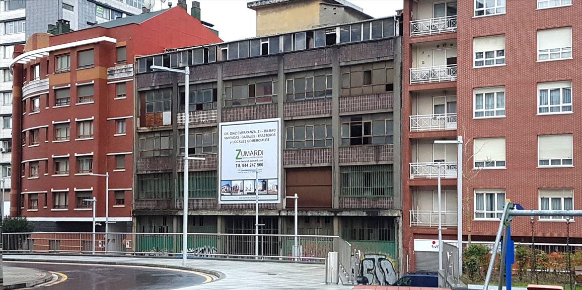 Rekalde – Doctor Díaz Emparanza 31 – 2020ko martxoa