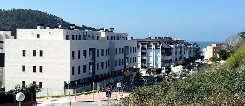 GORLIZ -Rotureta, 1 y 3 (Junto al Puerto de Plentzia y la Playa)